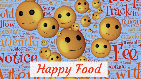 Mit Happy Food leichter in den Flow